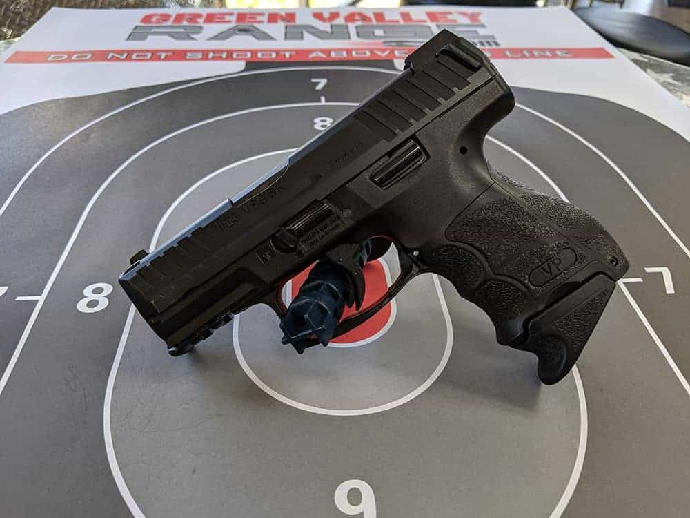 Heckler and Koch VP9sk