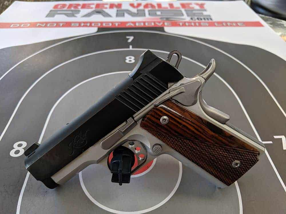 Kimber Ultra Carry II