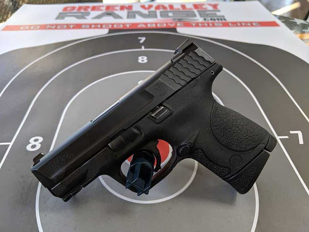 Smith and Wesson M&P Compact
