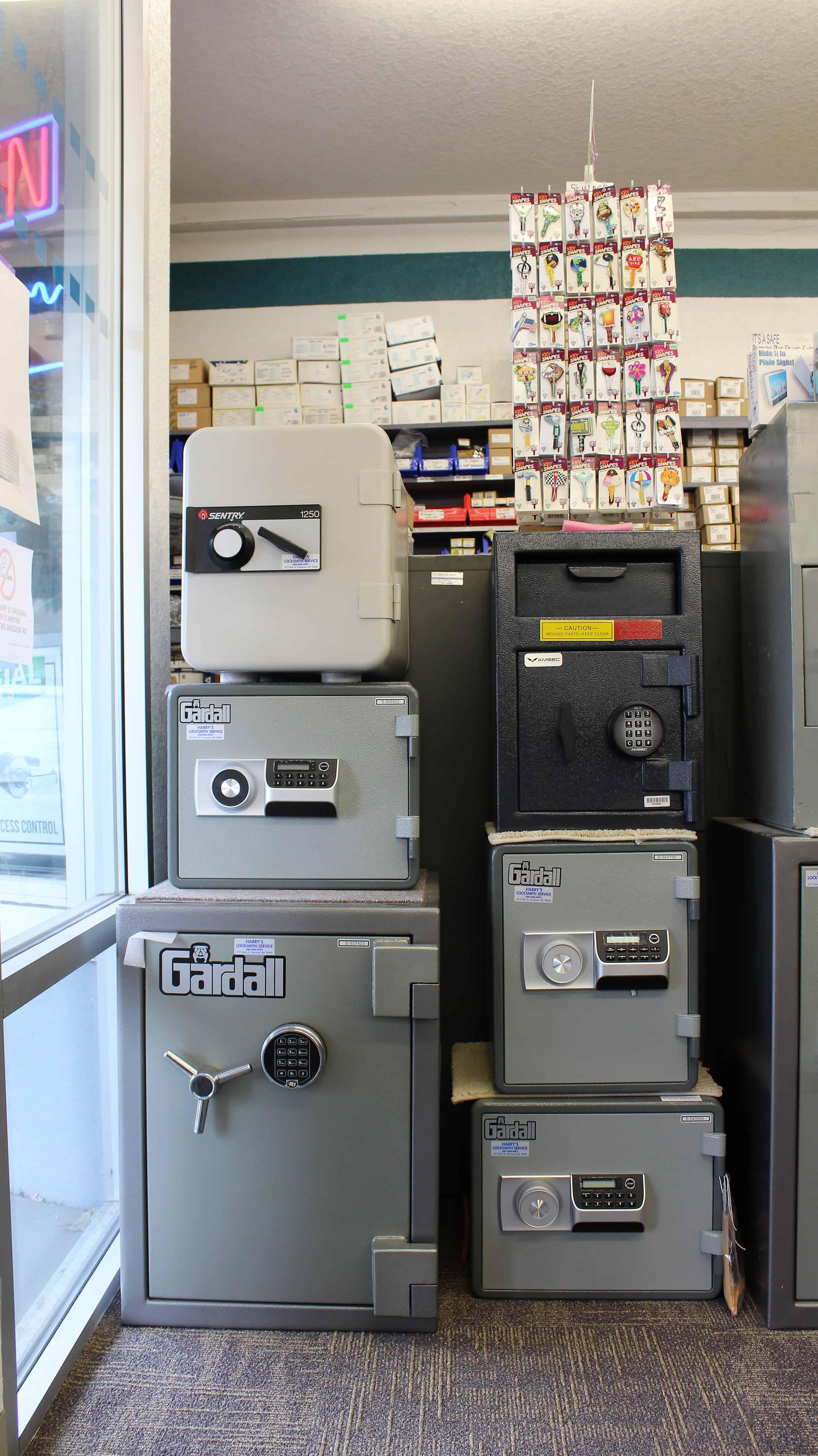 Gardall Amsec safes for sale