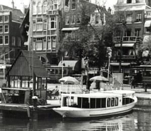Loting bepaalt de toekomst van rederijen in Amsterdam