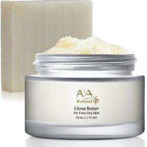 Mantequilla de cítricos: para pieles extra secas
