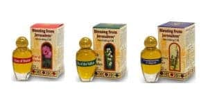 Anointing Oil Pack Blessing of Jerusalem