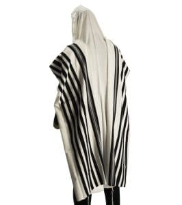 Tallit Keter (Crown) by Talitania