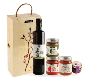 Lin Farm - Lily of the Sharon - Gift Set from Israel