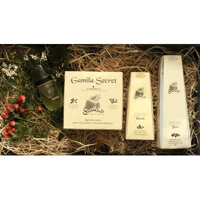 Full set - Care ritual for women and men with high expectations