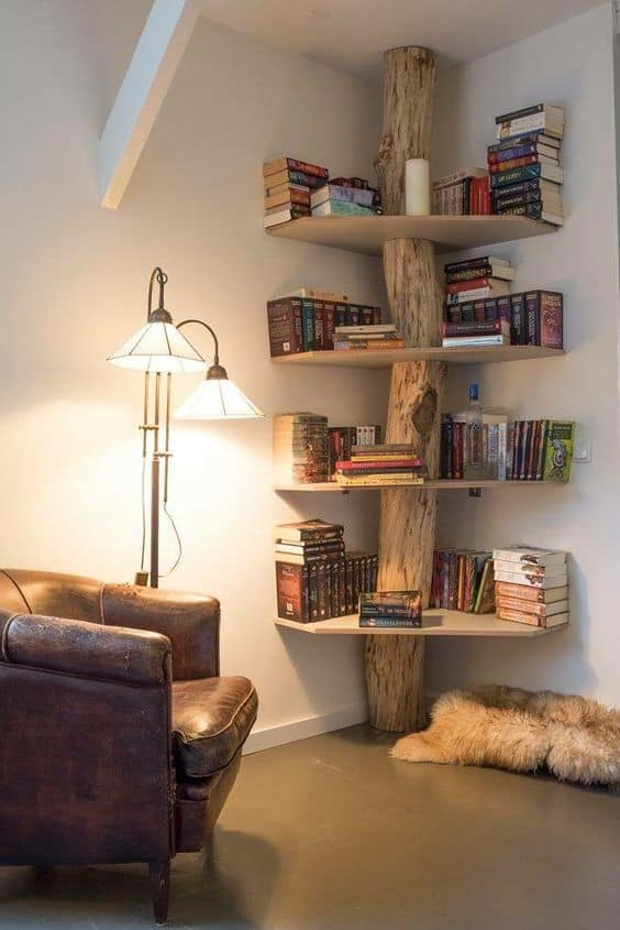 13 Brilliant Bookshelf Ideas For Small Room Solutions Home