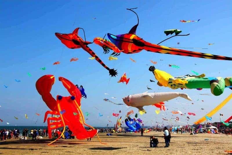 39th International Kite Festival
