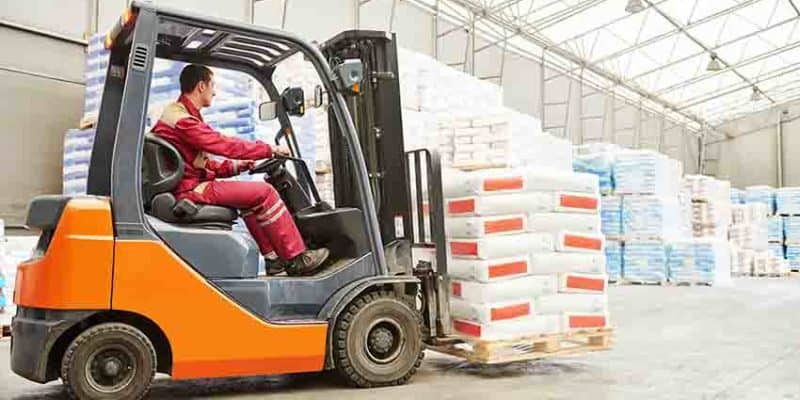 Culture change needed to reduce the high number of forklift accidents and serious injuries at work