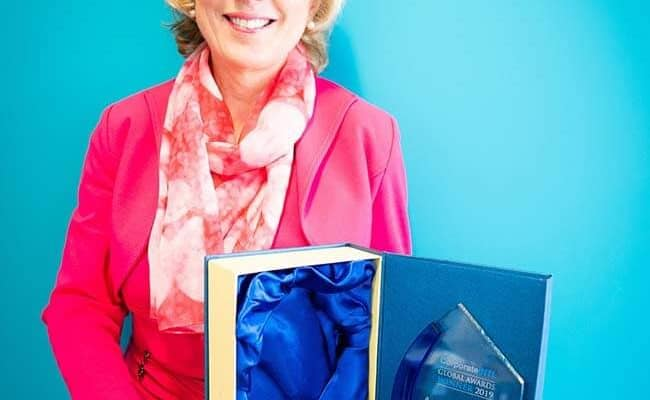 Global Award for chief executive Amanda Stevens who is named Catastrophic Personal Injury Claims Lawyer of the Year