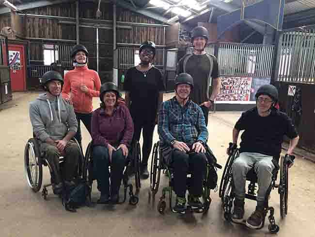 Rewarding activity week with Back Up Trust gave me an incredible insight into life with a spinal injury