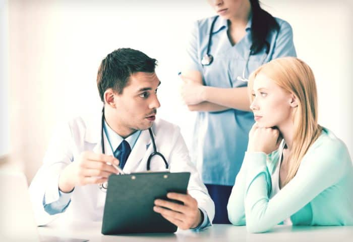 Don't simply seek good news from doctors, seek clear answers and if needed, ask for a second opinion