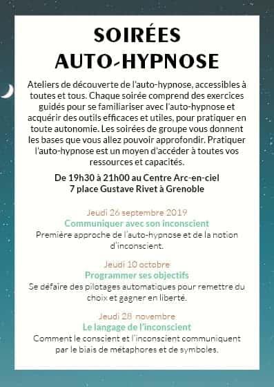auto hypnose à grenoble