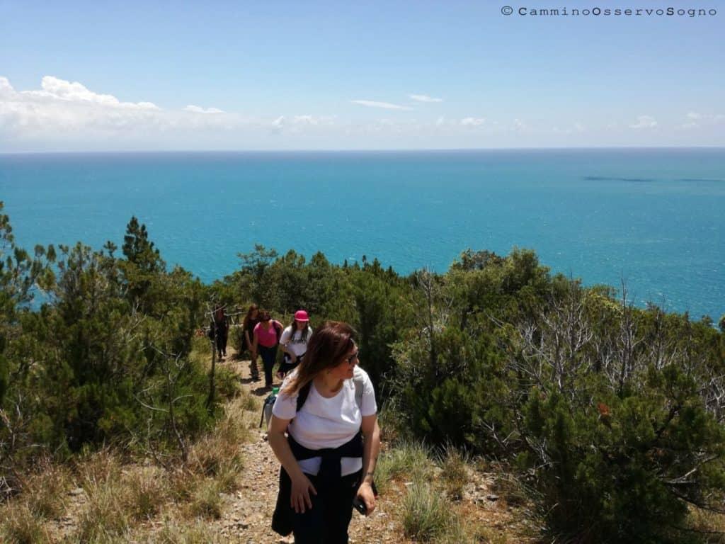 Il sentiero della Primula trekking a Capo Palinuro cilento il cilentano (2)
