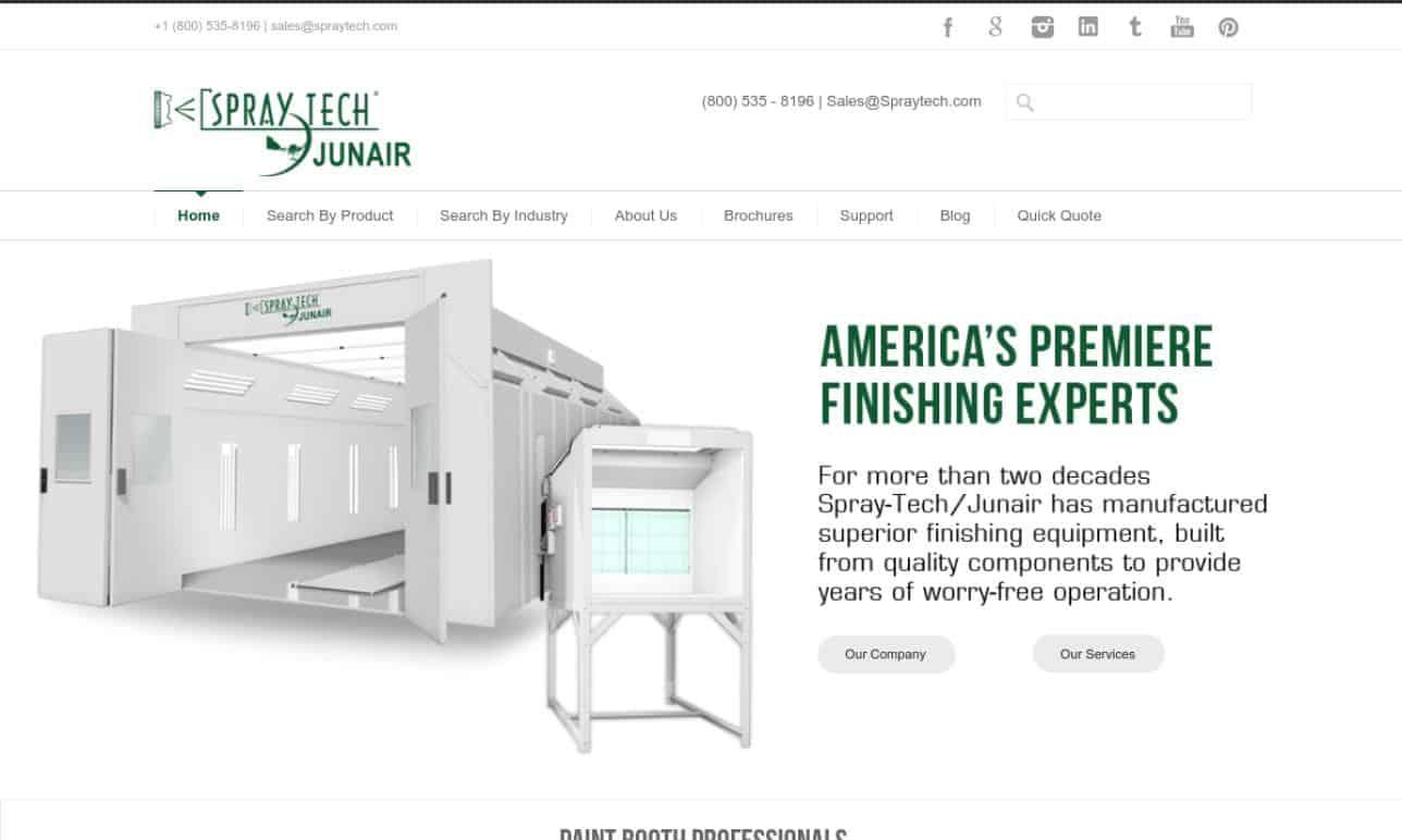 Spray-Tech®/Junair