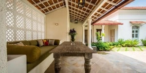 Villa Verde - Outdoor Seating