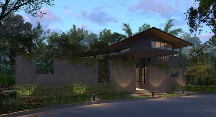 Tierra Estate - Luxury villa for sale in Alibaug