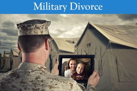 Military Divorce Attorney Colorado Springs