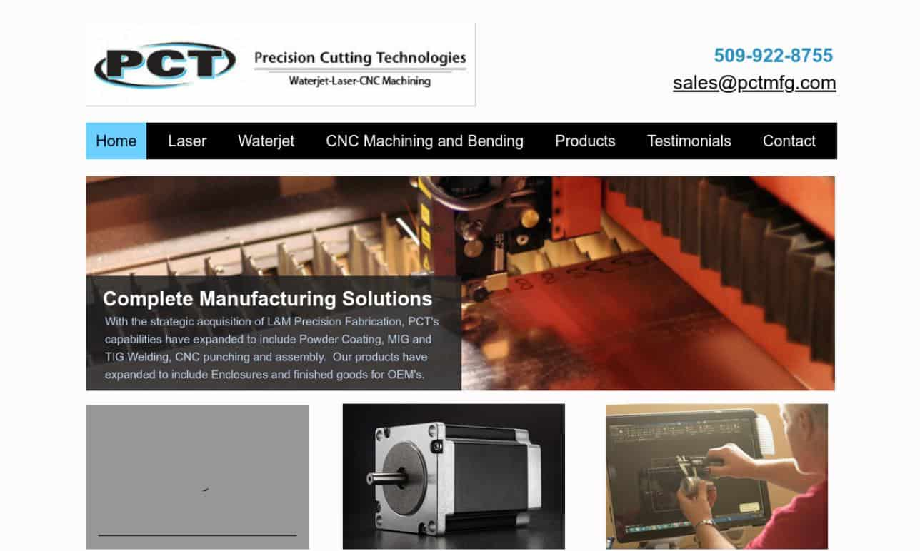 Precision Cutting Technologies