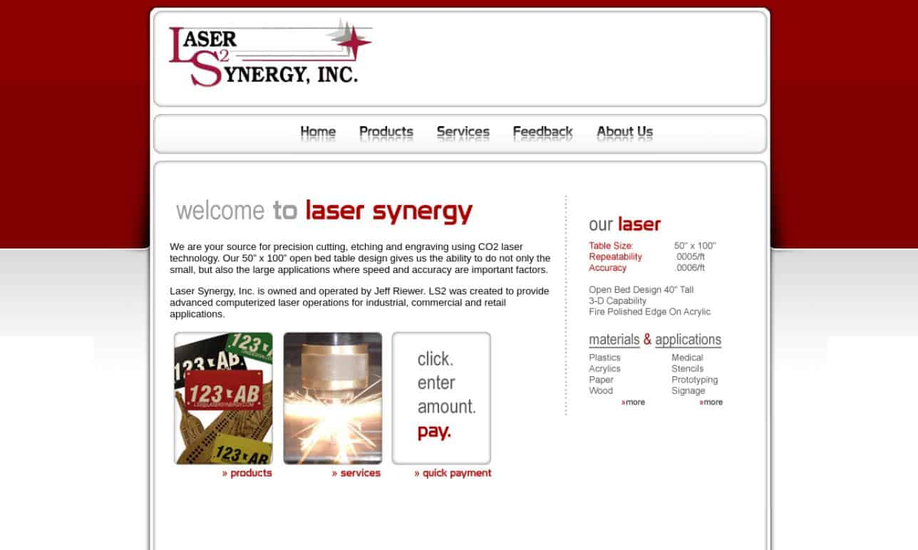 Laser Synergy, Inc.