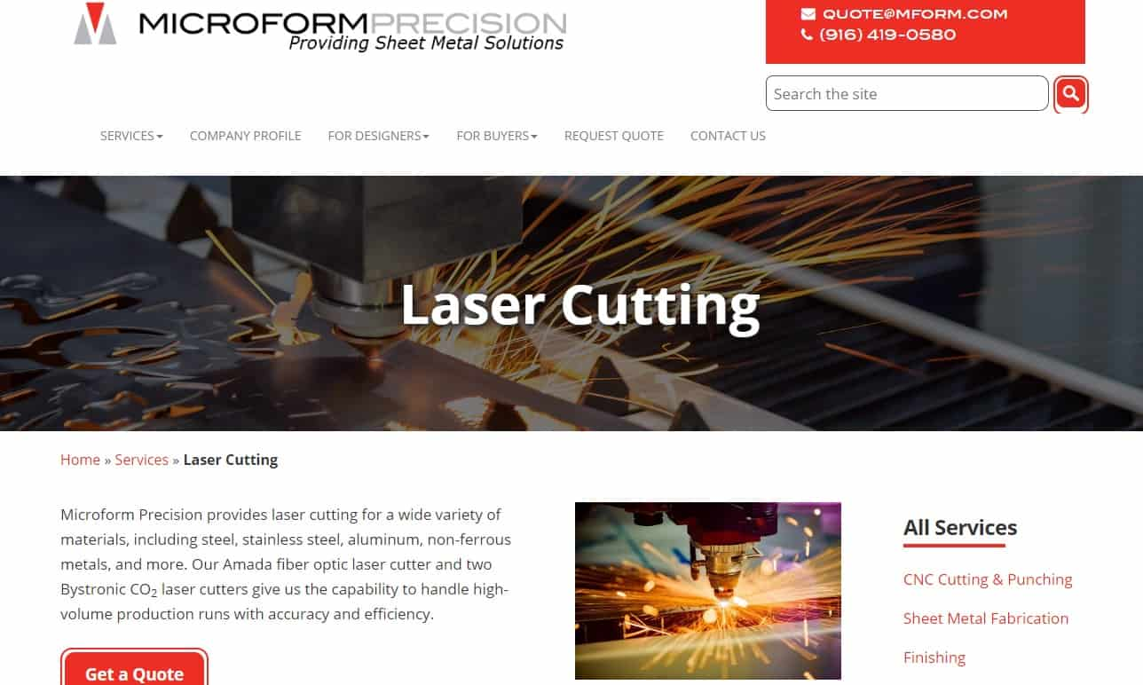 Microform Precision, LLC