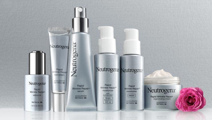 Neutrogena Rapid Wrinkle Repair system
