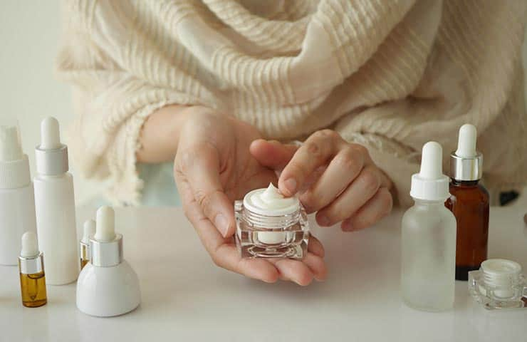 A Closing Note about Serums vs. Creams