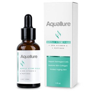Aquallure Apple Stem Cell Serum