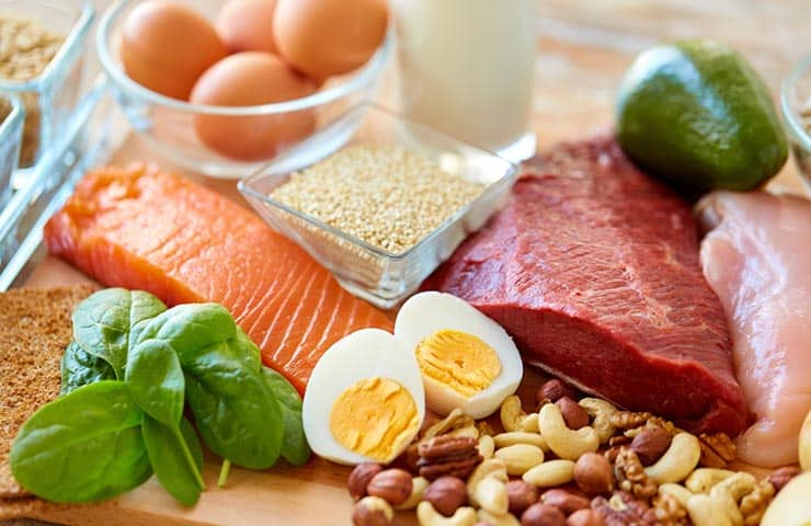 #3: Eat More Protein