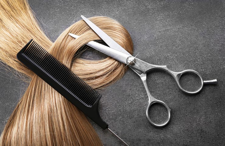 What You'll Need To Cut Your Hair