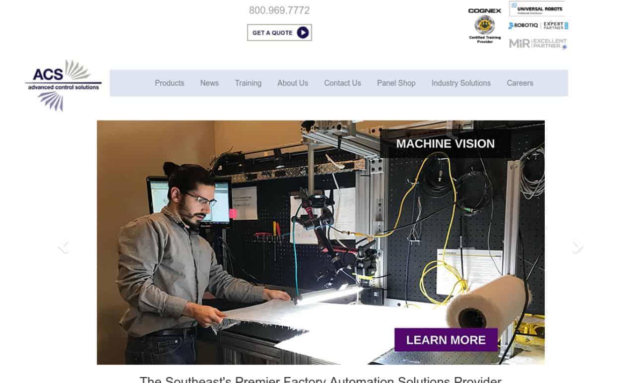 Advanced Control Solutions, Inc.