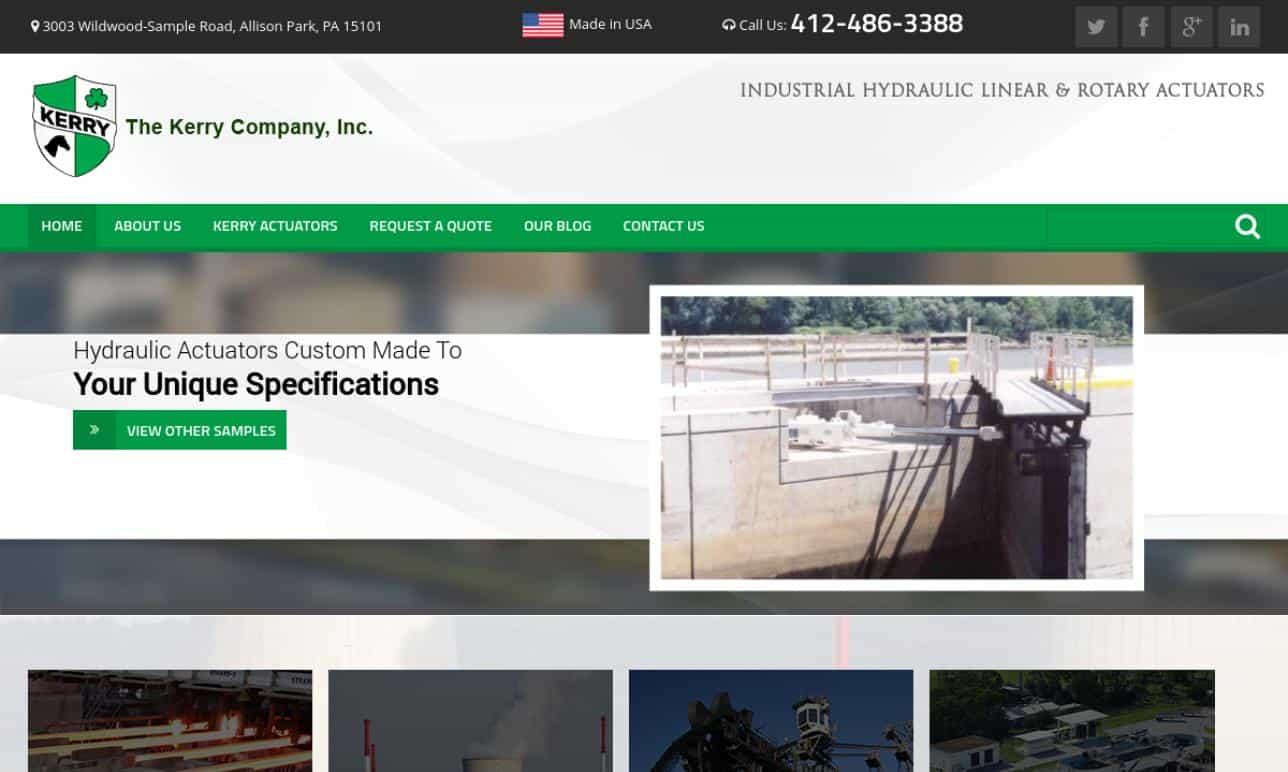 The Kerry Company, Inc.