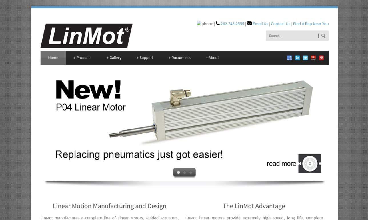 LinMot USA, Inc.