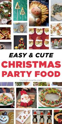25 Christmas Appetizers Easy Holiday Party Recipes Living Locurto