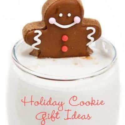 Holiday Cookie Gift Ideas {Cookie Decorating Tips}