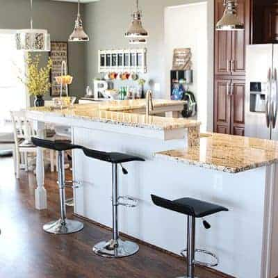 Beautiful Kitchen Home Tour | Before & After Photos