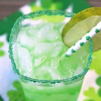 The Best Green Margarita Recipe