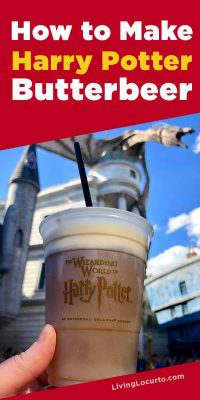 Butterbeer Recipe