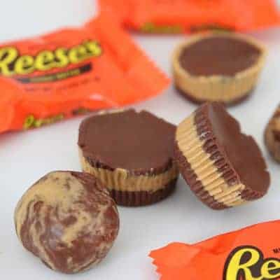 Reese's Slime Recipe