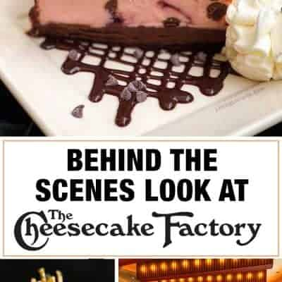 The Cheesecake Factory Behind the Scenes