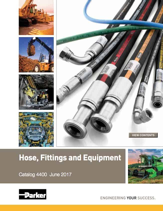 Parker Hose, Fittings & Equipment Catalog
