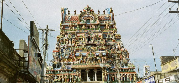 Temple highlights in Trichy