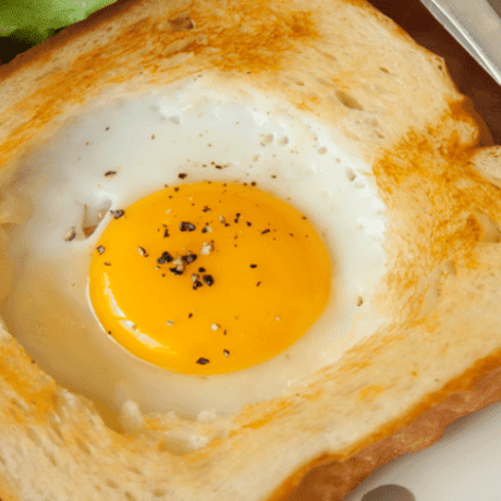 Birds Nest Egg Recipe