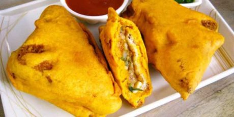 Bread Aloo Pakoda Recipe