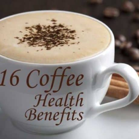 16 Proven Coffee Health Benefits