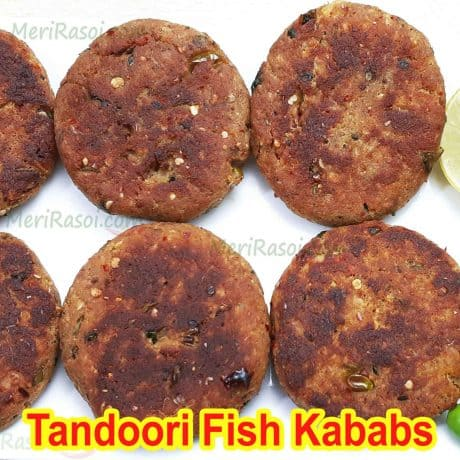Tandoori Fish Kabab in Electric Tandoor Recipe | Healthy Fish Kababs | Fish Shami Kabab Recipe In Electric Tandoor
