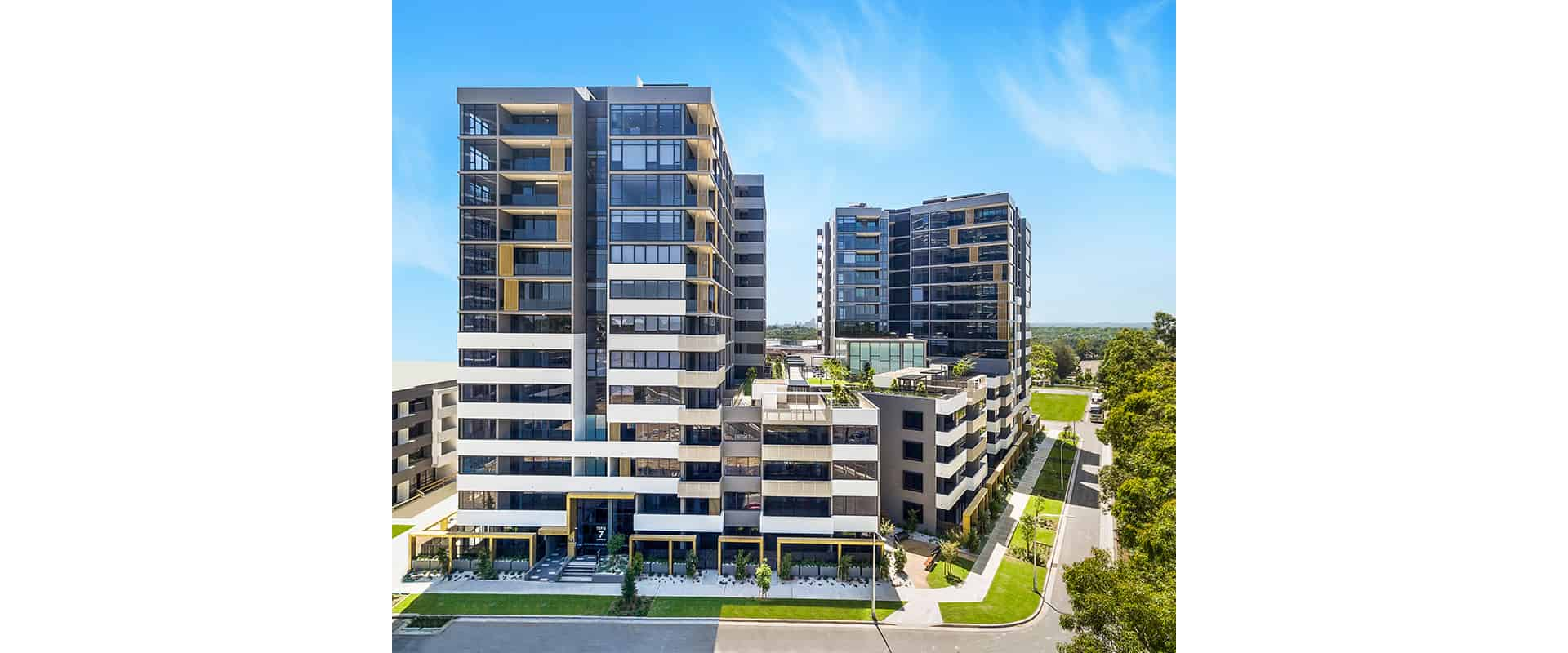 Apartments For Sale Sydney Olympic Park Nsw The Retreat Meriton