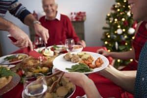 Conseils pour garder la ligne pendant les fêtes