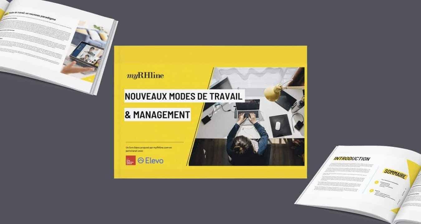 Livre Blanc : Nouveaux modes de travail et management