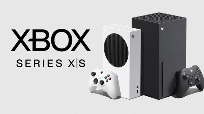 console xbox series x - xbox series s